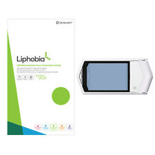 Liphobia casio exilim ex-tr600 camera screen protector 2pc Hi Clear anti finger