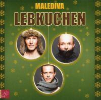 MALEDIVA - LEBKUCHEN  CD NEU