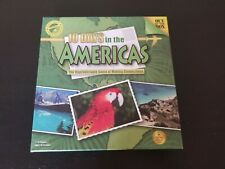 10 Days in the Americas Board Game -Complete, VGC-2009 Out of the Box Publishers