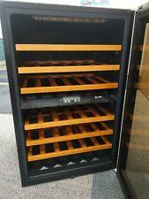Caple WC6218 88cm Integrated In Column Dual Zone Wine Cooler USED dad xmas