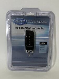 Automate Keyless Entry Car Alarm 1-Way 4-Button Remote Control Transmitter NEW!