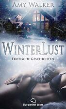 WinterLust   Erotische Geschichten von Amy Walker - blue panther books