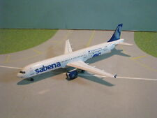 DRAGON WINGS (55405SV) SABENA AIRLINES A321-211 1:400 SCALE DIECAST METAL MODEL