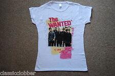 La foto de color deseado callejón señoras Skinny camiseta Medio Nuevo Oficial Tw