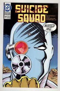 Suicide Squad 64  9.0 VF/NM DC Comics 1992