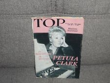 PETULA CLARK MAGAZINE TOP 1962