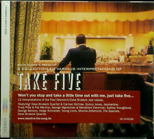 CD Take Five - a Collection Of Various Interpretations Of, Original Packaging
