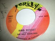THE UGLY DUCKLINGS-GASLIGHT-RIMB NUGGET 1967 NEAR MINT BEAUTY ON YORKVILLE