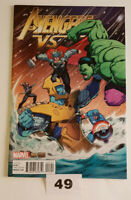 Avengers Vs #1 NM Lim Variant First Print Marvel Comics Caramagna Raney 2015