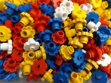 20 LEGO Random Selection Coloured Flowers Plants Add to Your Play Garden