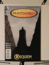 Batman Incorporated #9 (May 2013, DC)