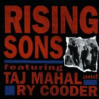 Rising Sons Featuring Taj Mahal And Ry Cooder -  CD TQVG The Fast Free Shipping