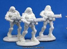 Reaper Dark Haven Legend Bones - Chrono Nova Corp Rifleman 3 Miniature RPR 80015