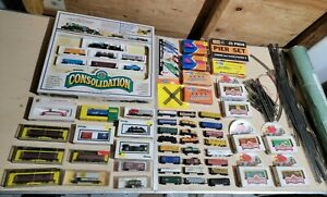 Huge N Scale Train Collection #3