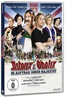 Asterix & Obelix - Im Auftrag Ihrer Majestät von Tirard, ... | DVD | Zustand gut