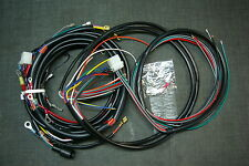 HARLEY SPORTSTER COMPLETE WIRING HARNESS XLCR 1977-78