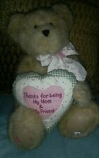 Boyds Bears Mama Bearsworth Thanks Mom & Friend Stuffed Animal Plush
