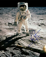 "Neil Armstrong (Moon Walk) 8""x10"" Autographed Color Photograph - RP"