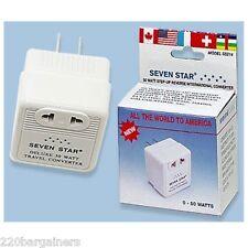 50 Watt Reverse Step Up Voltage Converter 110 to 220 Volt 110V 220V 50W Max
