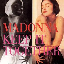 Keep It Together (Remixes) [EP] by Madonna (CD, Dec-1993, Warner Bros.)