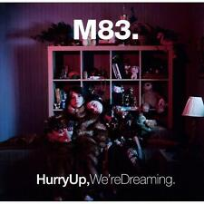 M83 - HURRY UP, WE'RE DREAMING NEW VINYL RECORD