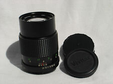 VIVITAR VMC  135mm F 3.5 lens to PENTAX K (PK) mount camera
