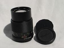 VIVITAR VMC  135mm F 3.5 lens to PENTAX K (PK) mount camera