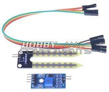 ***Hobby Components UK*** Soil Humidity Moisture Detection Sensor Module