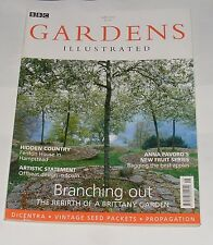 GARDENS ILLUSTRATED MAY 2005 - BRANCHING OUT/HIDDEN COUNTRY/ARTISTIC STATEMENT