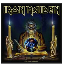 IRON MAIDEN - Patch Aufnäher - The clairvoyant NEU!