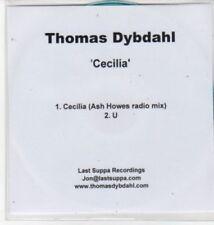 (BQ969) Thomas Dybdahl, Cecilia - DJ CD