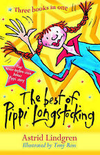 The Best of Pippi Longstocking: Three Books in One by Astrid Lindgren...