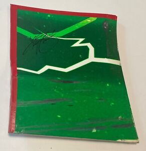 2020 Kyle Busch Interstate Batteries Signed Race Used 9x11 Sheetmetal Piece #6