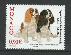Monaco 2004 Animals, Pets, Dogs MNH stamp