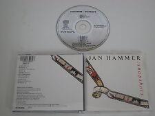 JAN HAMMER/SNAPSHOTS(MCA RECORDS 256 227-2) CD ALBUM