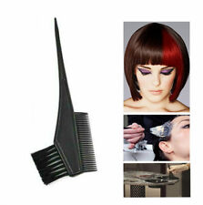 Black Dye Brush with Comb Colouring Hair Salon Hair Brush