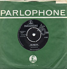 THE BEATLES she loves you*i'll get you 1963 UK PARL 45