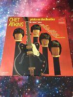 Chet Atkins Picks On The Beatles 1966 Vinyl Record Mono Lp