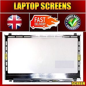 """REPLACEMENT HP PAVILION 15-AU181NA 15.6"""" LED HD LAPTOP SCREEN 30 PINS PANEL"""