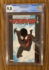 Ultimate Comics Spider-Man # 1 CGC 9.0  - 2nd Appearance Miles Morales 🔥 🔑