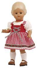 Schildkröt doll clothes for 34cm dolls dirndl regional costume 34550