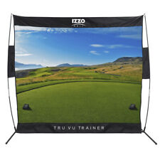 NEW Izzo Golf Tru Vu Links Hitting Net Home Range Practice Indoor / Outdoor