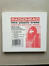 RADIOHEAD Fake Plastic Trees CD 2 LIMITED EDITION SINGLE INC POSTER