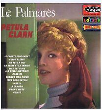 LP PETULA CLARK LE PALMARES (FRANCE 1966)