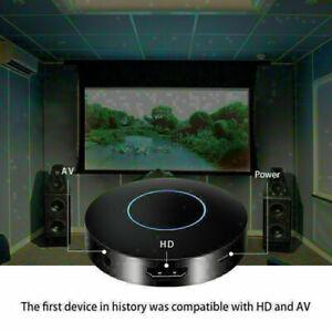 Car Home Media AV+HDMI Dual Output TV Box WiFi Mirror Link Screen Video Dongle