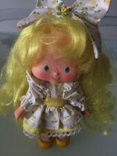 Strawberry Shortcake vintage MINT TULIP Berrykin 1980s original doll