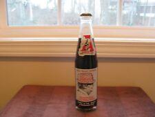 "1981 ALABAMA Paul ""BEAR"" Bryant 10 oz  Coca Cola Bottle ~VINTAGE~  New-Sealed"