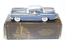 Brooklin BRK 11 Lincoln Continental Mark II Coupe 1956 1:43 perfect mint in box