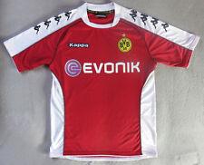 BVB Borussia Dortmund Trikot - Ausweichtrikot 2009/2010 - Kappa - Größe L