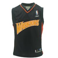 1180a15439a NBA Golden State Warriors Youth Size Throwback Vintage Style Jersey New W  Tags